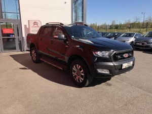 FORD 3.2 TDCI 200CH DOUBLE CABINE WILDTRAK BVA